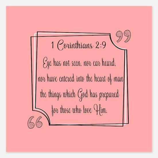 Bible Verses Announcements