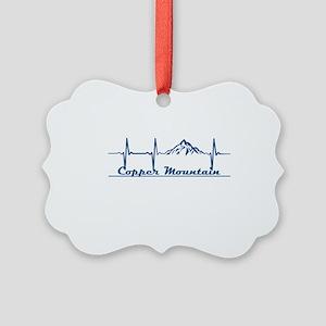 Copper Mountain Resort - Copper Picture Ornament