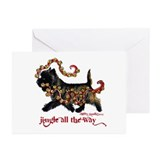 Cairn terrier Greeting Cards (20 Pack)