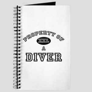 Property of a Diver Journal