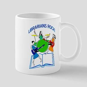 Librarians Rock! Mug