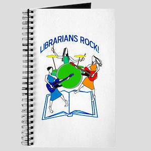 Librarians Rock! Journal