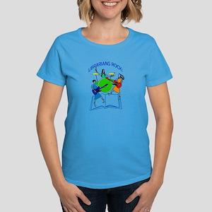 91d7548e107 Librarians Rock Women s T-Shirts - CafePress
