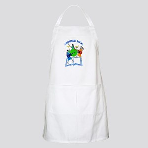 Librarians Rock! Apron