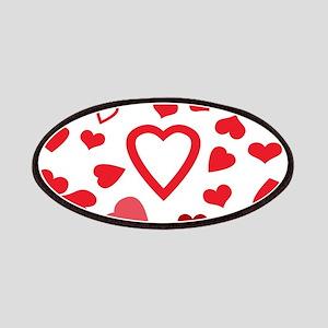 Hearts a'Plenty Patch