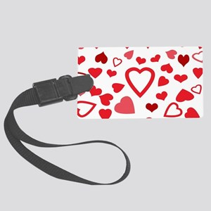 Hearts a'Plenty Luggage Tag