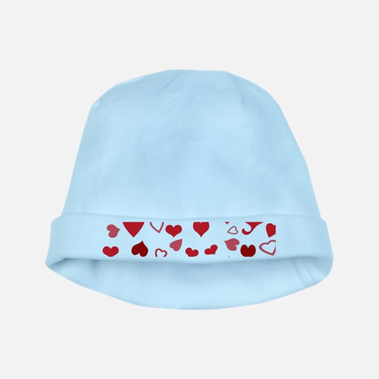 Hearts a'Plenty baby hat