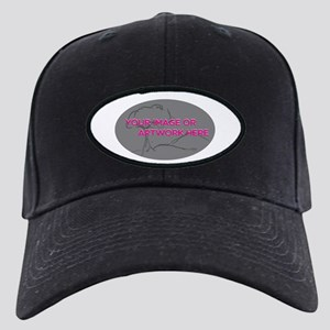 Your Image Here Oval Baseball Hat
