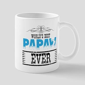 World's Best Papaw Ever Mugs