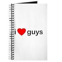 I Heart Guys Journal
