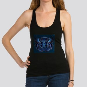 EMS Blue Racerback Tank Top