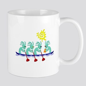 Kokopelli Rowing Mug