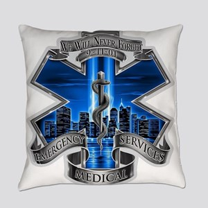 EMS 9-11 Everyday Pillow