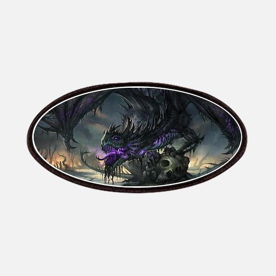 Purple Dragon Patch