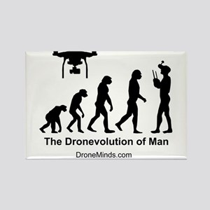The Dronevolution of Man Magnets