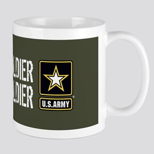 U.S. Army: Once a Soldier (Military Gre Mug