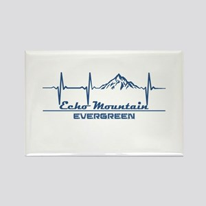 Echo Mountain Park - Evergreen - Colorad Magnets