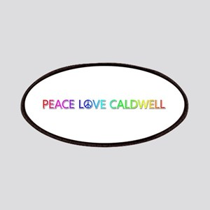 Peace Love Caldwell Patch