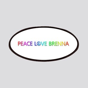Peace Love Brenna Patch