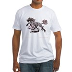 Appaloosa Pegasus<br> Fitted T-Shirt
