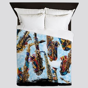 Saxophone Design Colorful Painted Saxophone Juleez