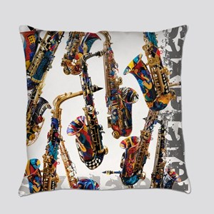Saxophone Player Musical Instrument Design Juleez