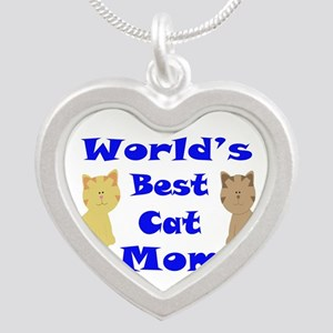 World's Best Cat Mom Necklaces