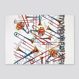 Trombone Player Trombone Design Musical Instrument