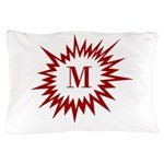 Personalize Initial Pillow Case