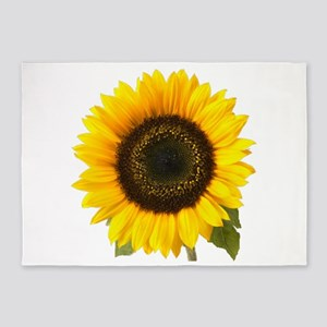 sunflower 5'x7'Area Rug