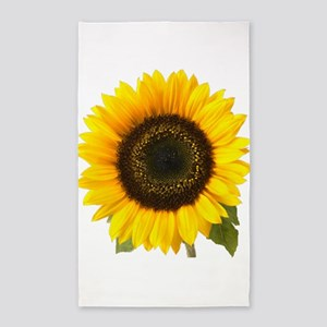 sunflower Area Rug
