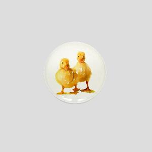 Ducklings Mini Button