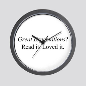Great Expectations? Wall Clock