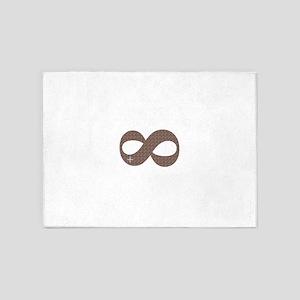 Infinity 5'x7'Area Rug