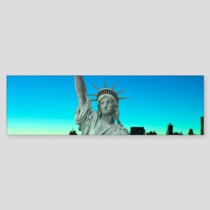 Statue of Liberty Bumper Sticker