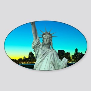 Statue of Liberty Sticker