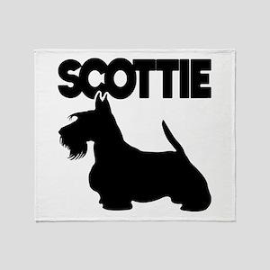 SCOTTIE Throw Blanket