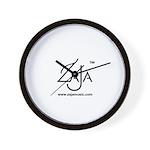 Zaja Music Wall Clock