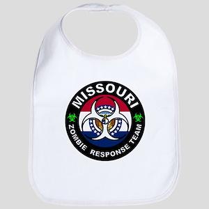 Missouri Zombie Response Team White Bib
