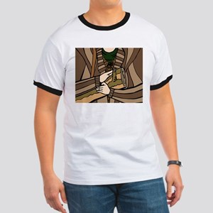 Log Lady All-Over Print T-Shirt