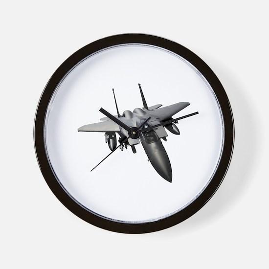 Unique Rocket Wall Clock