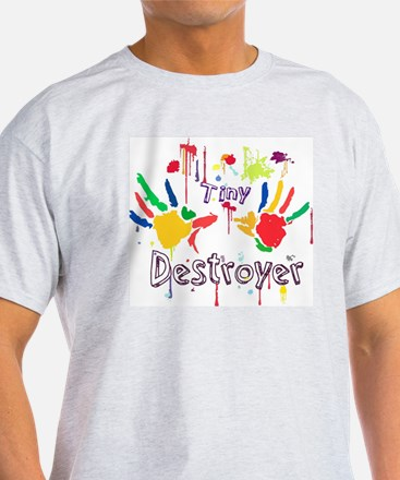Cute Kids art messy T-Shirt