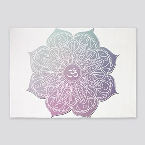 yoga 5'x7'Area Rug
