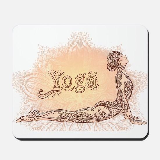 yoga Mousepad