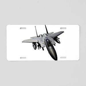 f15 eagle Aluminum License Plate
