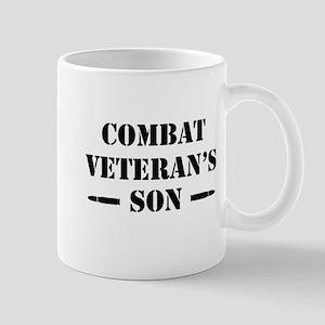 Combat Vet's Son Mug