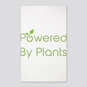 Powered By Plants Area Rug