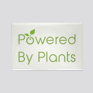 Powered By Plants Magnets