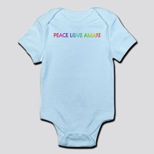 Peace Love Amari Body Suit
