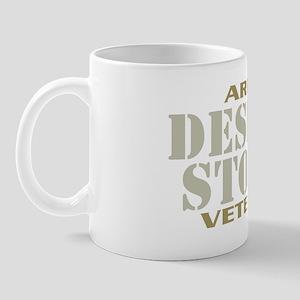 DESERT STORM ARMY VETERAN! Mug